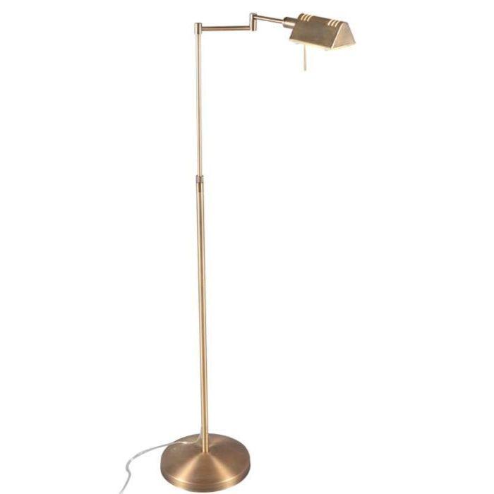 Lámpara-de-pie-SUGAR-bronce