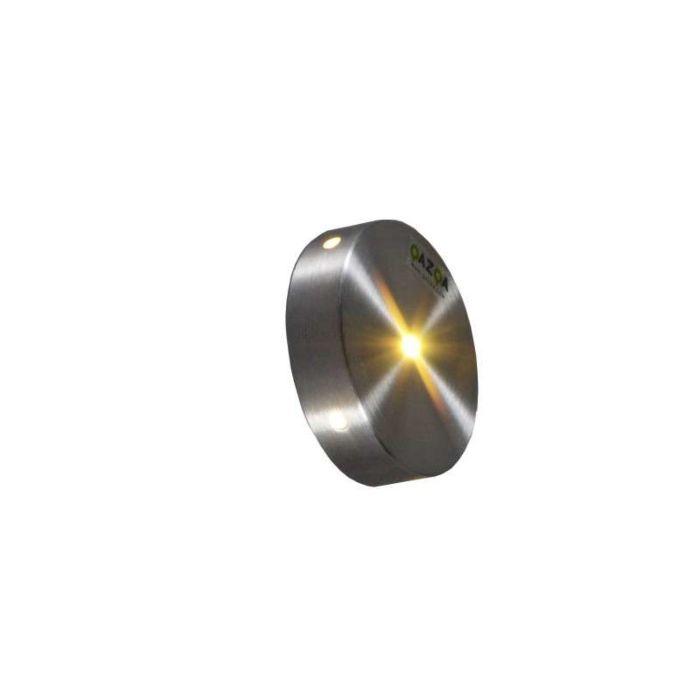Foco-empotrado-pared-QUARTZ-redondo-IV-aluminio