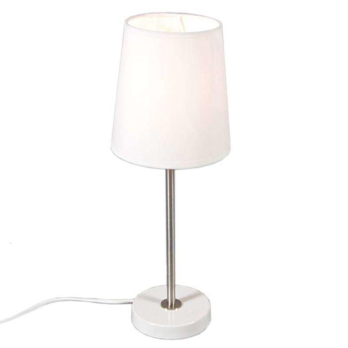Lámpara-de-mesa-NOTTE-blanca
