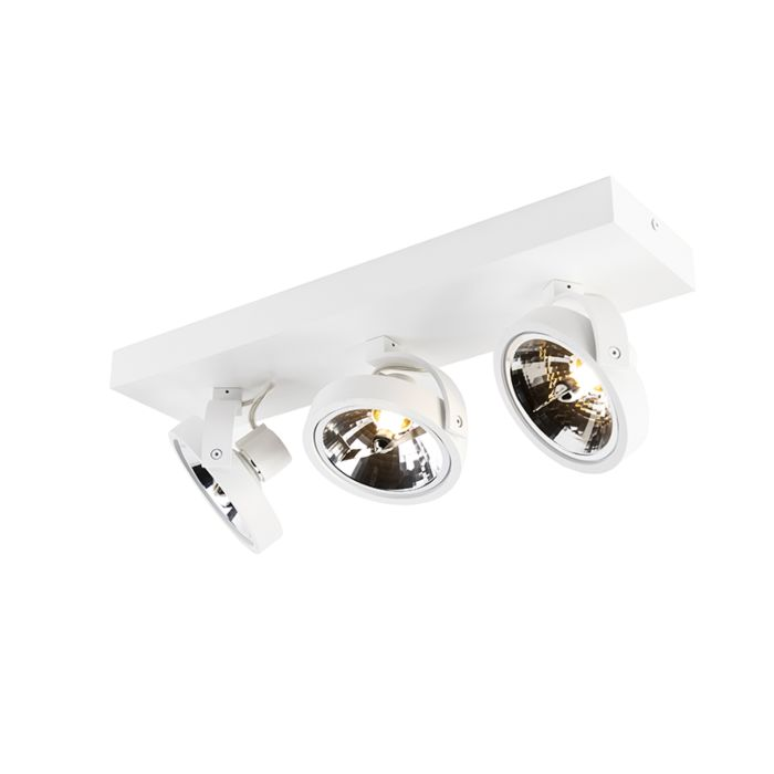 Diseño-spot-blanco-ajustable-3-luces-incluido-LED---Go