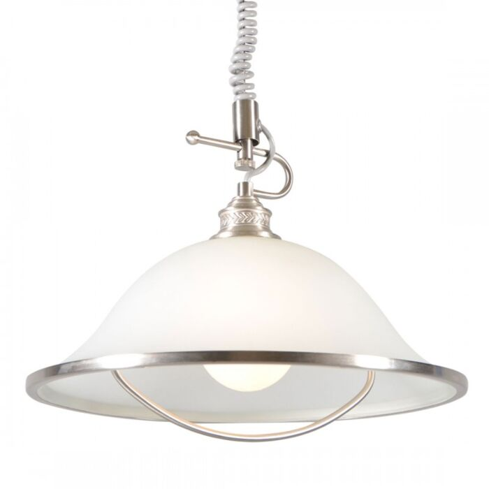 Lámpara-colgante-ELEGANCE-I-plata