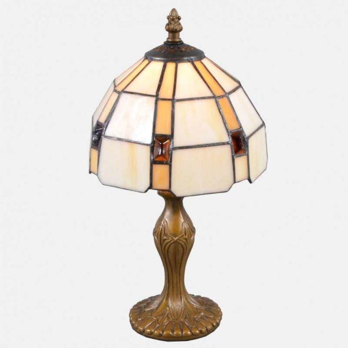 Lámpara-de-mesa-TIFFANY-Liddesdale-pequeña