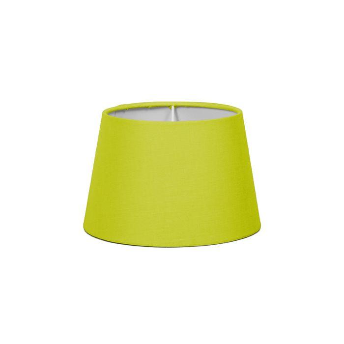 Pantalla-para-lámpara-mesa/aplique-18cm-cónica-SD-E27-verde