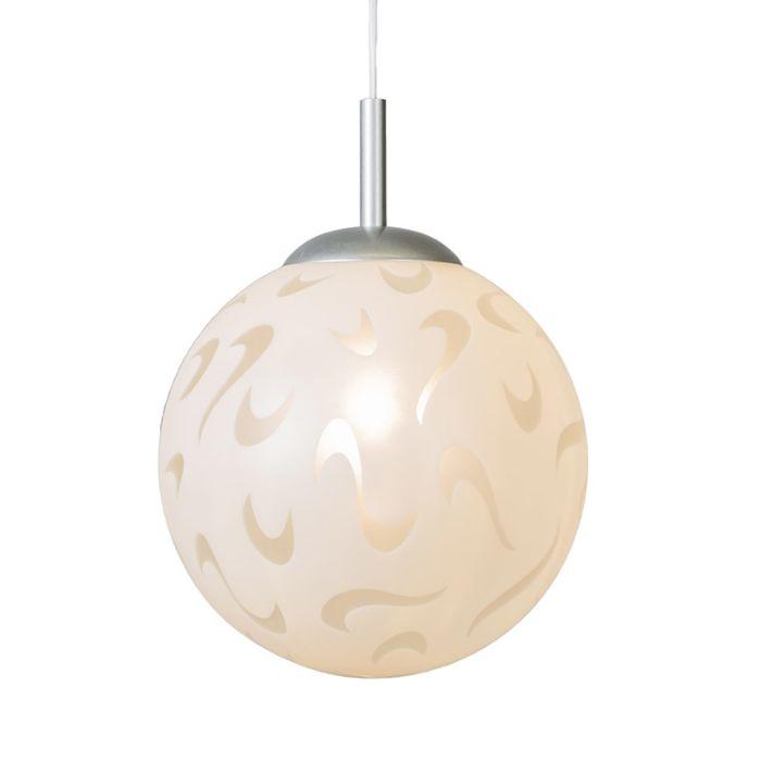Lámpara-colgante-EARTH-con-vidrio