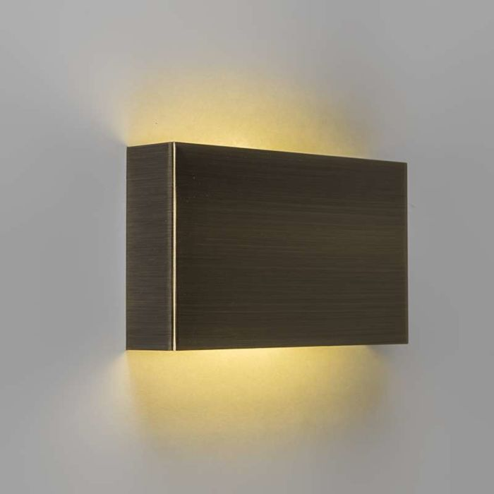 Aplique-de-pared-OTAN-LED-bronce-brillante