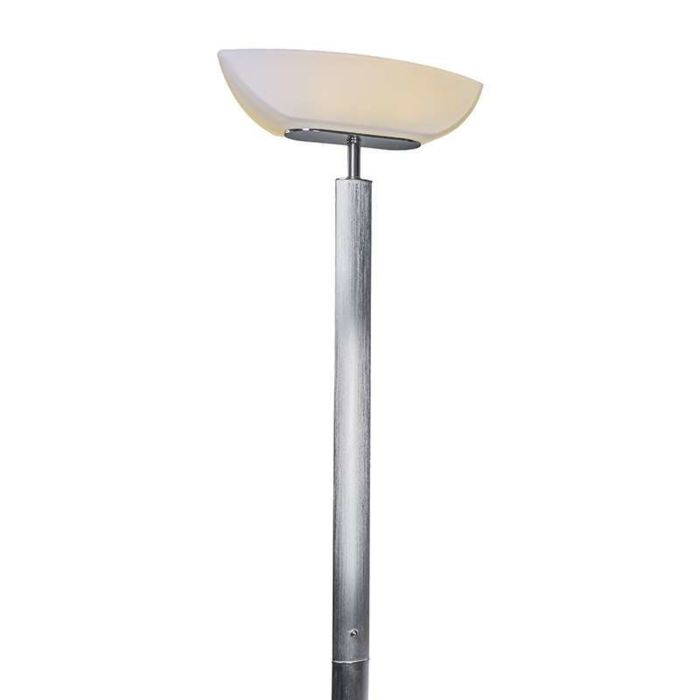 Lámpara-de-pie-OVALO-LED-cromo