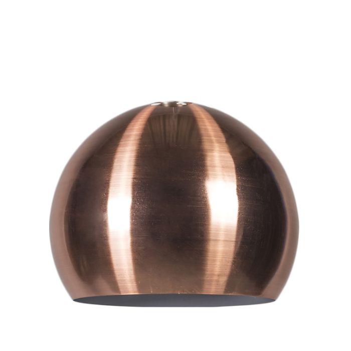 Pantalla-GLOBE-28cm-cobre-mate
