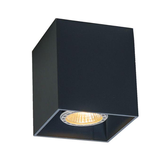 Foco-moderno-negro---QUBO-1