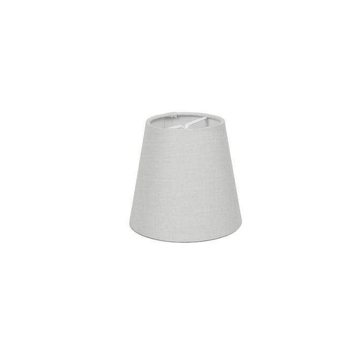 Pantalla-de-gancho-12cm-cónica-SC-blanca
