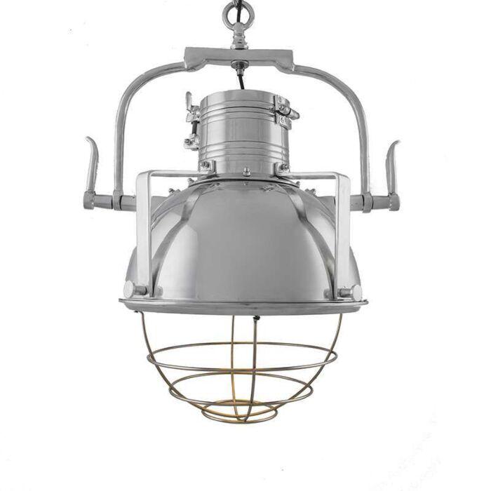 Lámpara-colgante-RAW-I-cromo