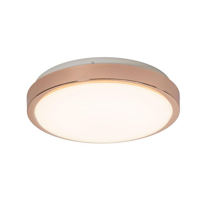 Plafón-AVANT-12W-LED-cobre
