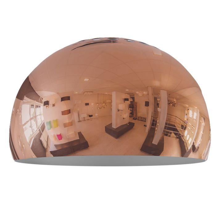 Pantalla-GLOBE-33cm-cobre