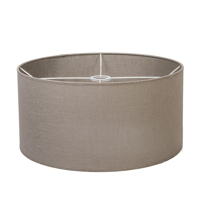 Pantalla-para-lámpara-colgante/-de-pie-/de-mesa-45/45/22-marrón-claro