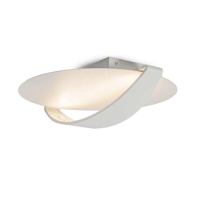 Plafón-SATELLITE-2-LED-blanco