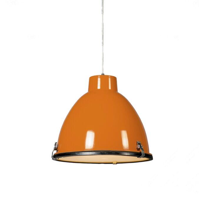 Lámpara-colgante-ANTEROS-38-naranja