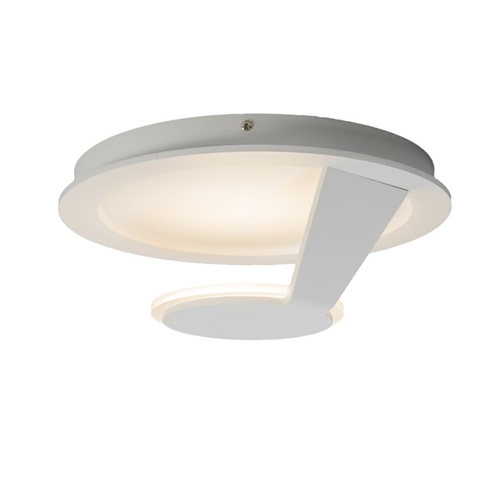 Plafón-SATELLITE-1-LED-blanco