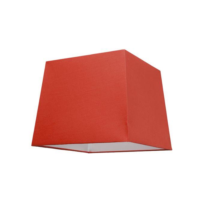 Pantalla-para-lámpara-colgante-30cm-piramidal-SU-E27-roja