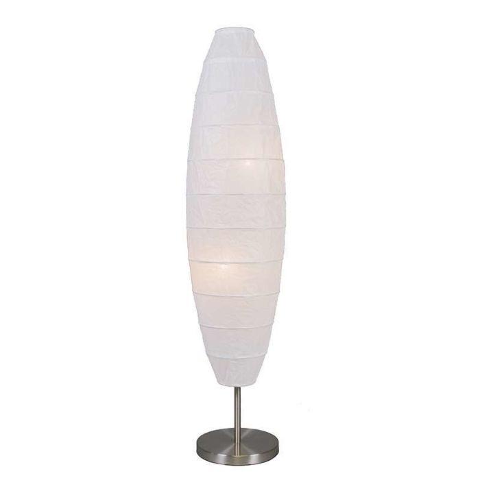 Lámpara-de-pie-CORONA-blanco