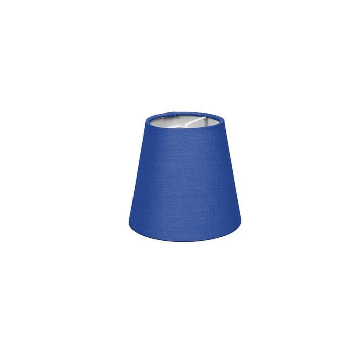 Pantalla-de-gancho-12cm-cónica-SC-azul