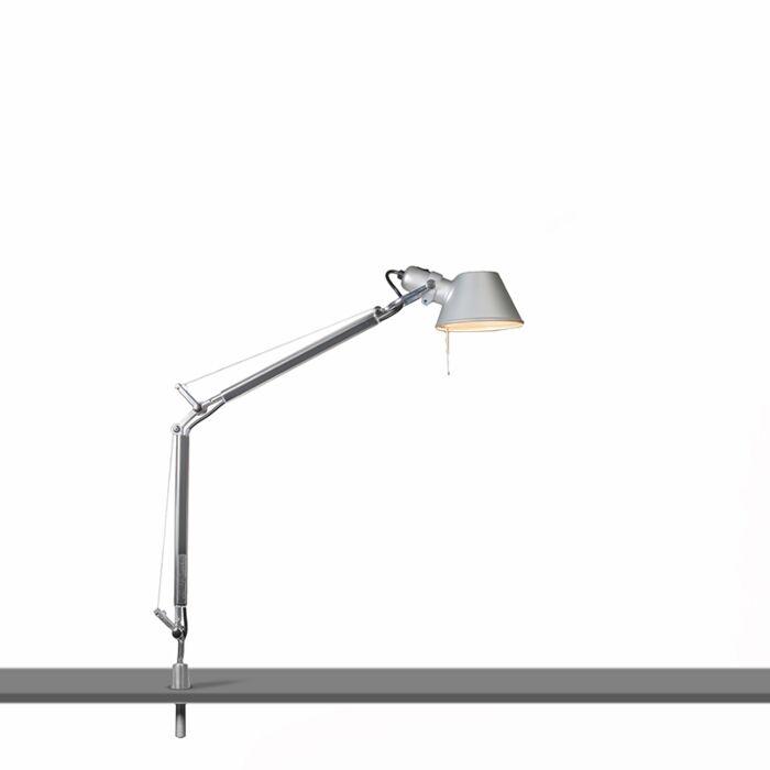 Lámpara-de-mesa-ARTEMIDE-Tolomeo-Tavolo-mini-soporte-mesa