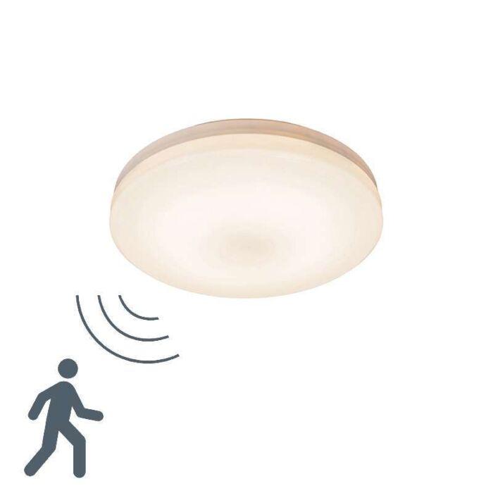 Plafón-MOTION-V-20W-LED-detector-de-movimiento-de-microondas