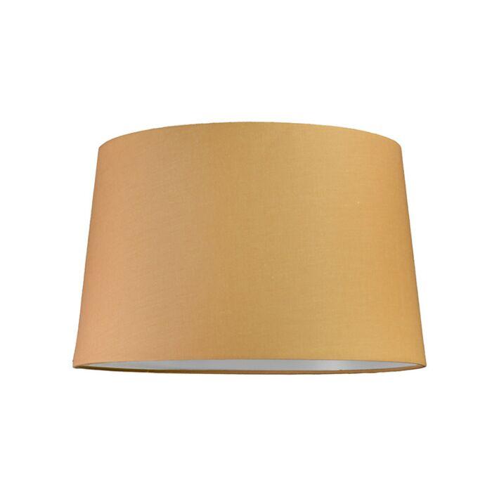 Pantalla-para-lámpara-colgante-40cm-cónica-SU-E27-beige