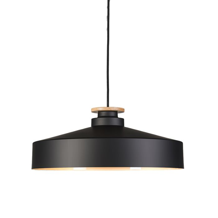Lámpara-colgante-ORCHID-45-negra