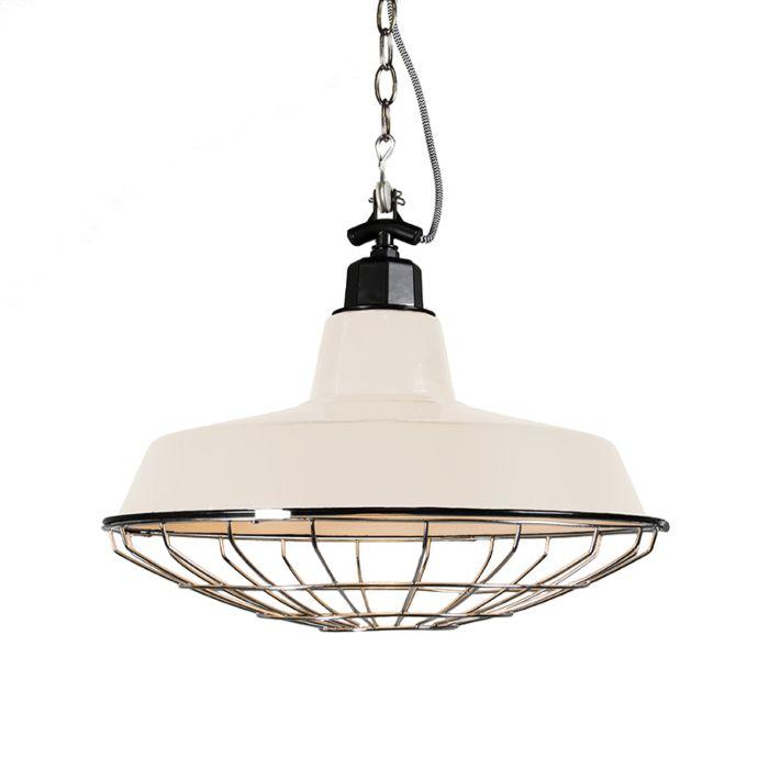 Lámpara-colgante-STRIJP-L-crema
