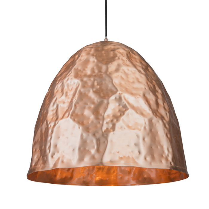 Lámpara-colgante-DENTS-60-cobre-mate