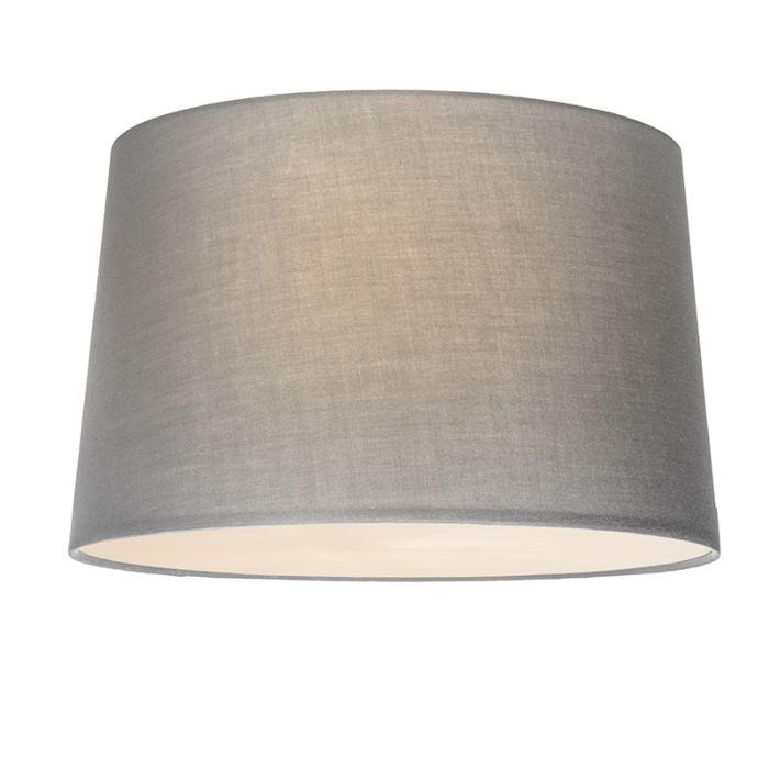 Plafón-COMBI-50cm-gris-con-difusor