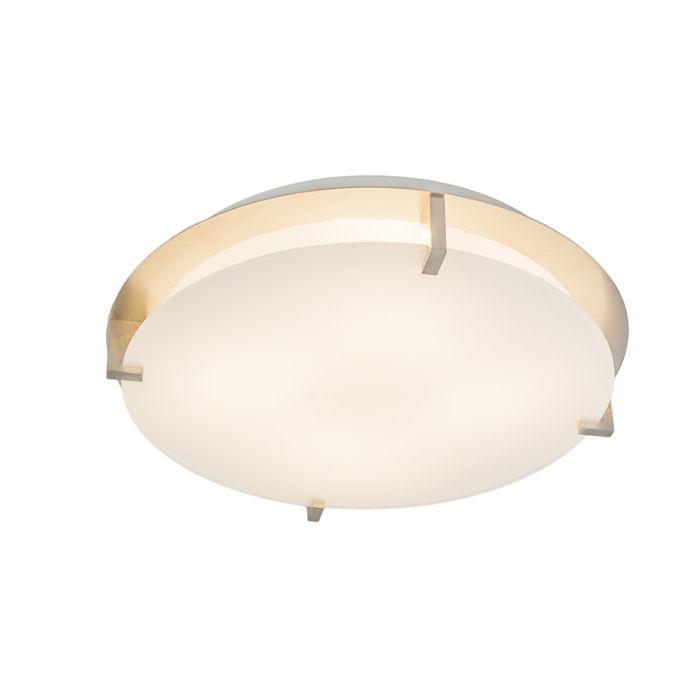 Plafón-ATOMY-15W-LED-redondo-blanco
