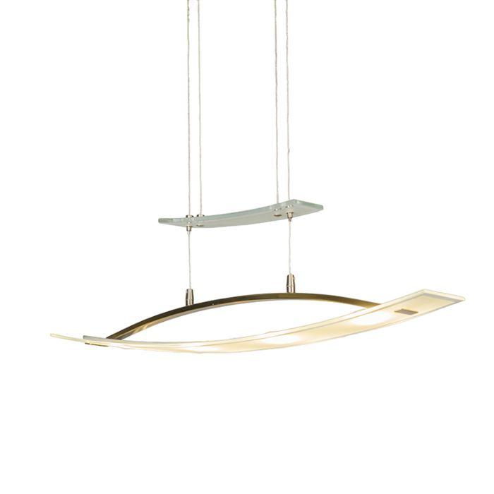 Lámpara-colgante-ARCADE-Delux-acero