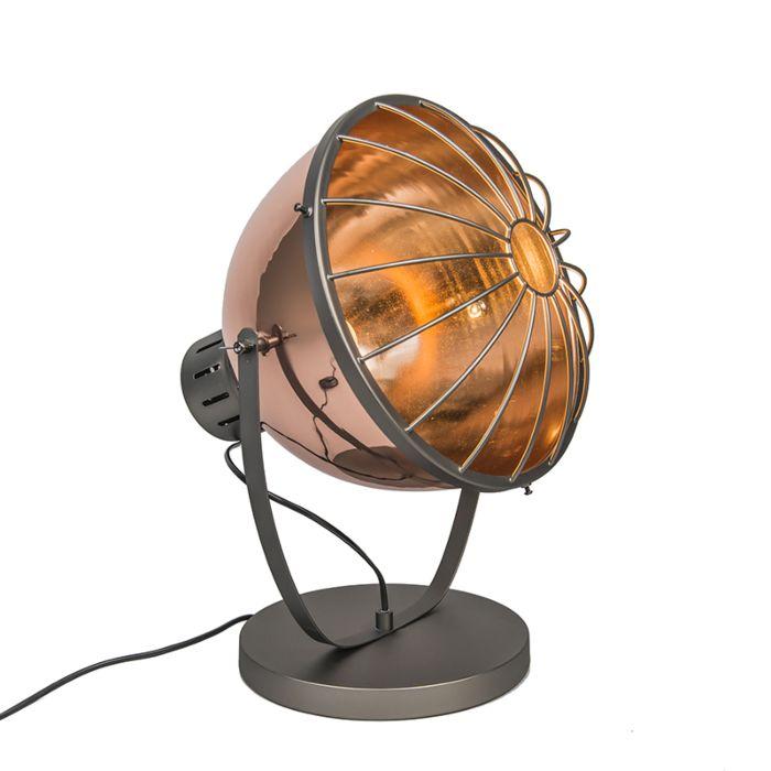 Lámpara-de-mesa-ORBITA-cobre