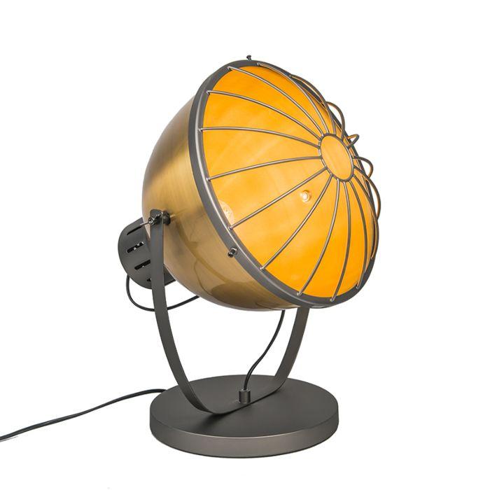 Lámpara-de-mesa-ORBITA-dorada