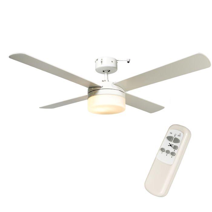 Ventilador-de-techo-BREEZE-48-blanco