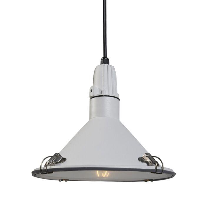 Lámpara-colgante-VIDA-blanca-IP44