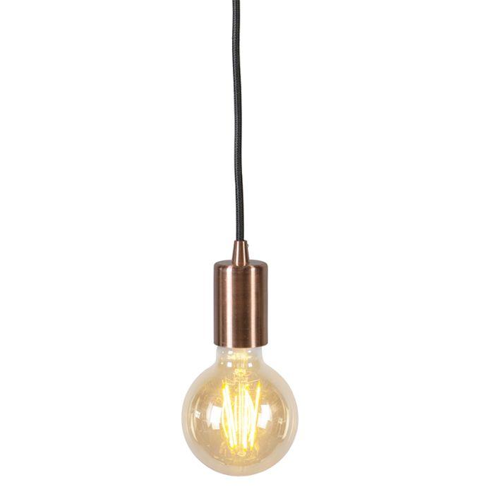 Lámpara-colgante-industrial-cobre---FACIL-1