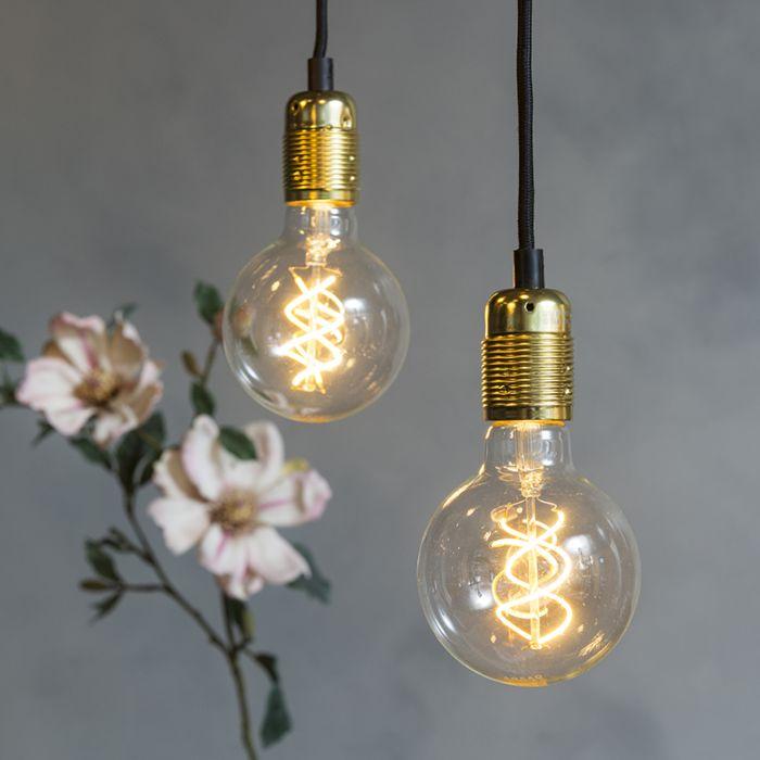 Lámpara-colgante-moderna-dorada---CAVA-2