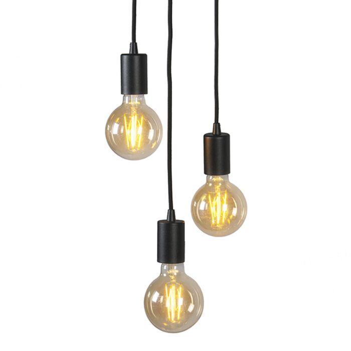 Lámpara-colgante-industrial-negra---FACIL-3