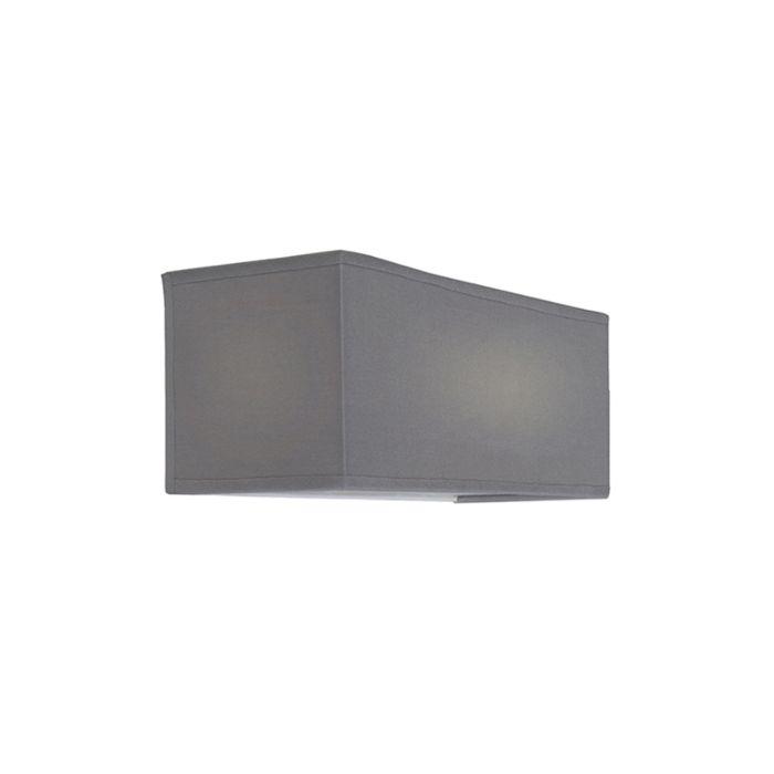 Aplique-DRUM-Basic-rectangular-gris