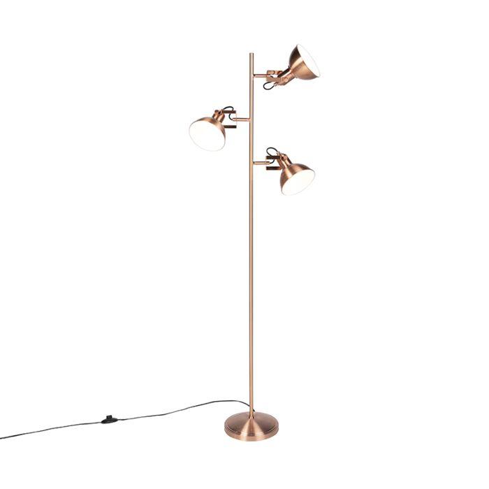 Lámpara-de-pie-TOMMY-3-cobre