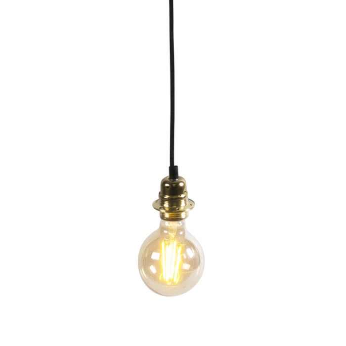 Lámpara-colgante-moderna-dorada---CAVA-1