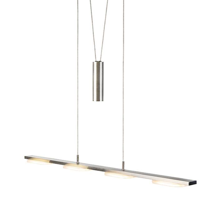 Lámpara-colgante-DISCOVERY-acero