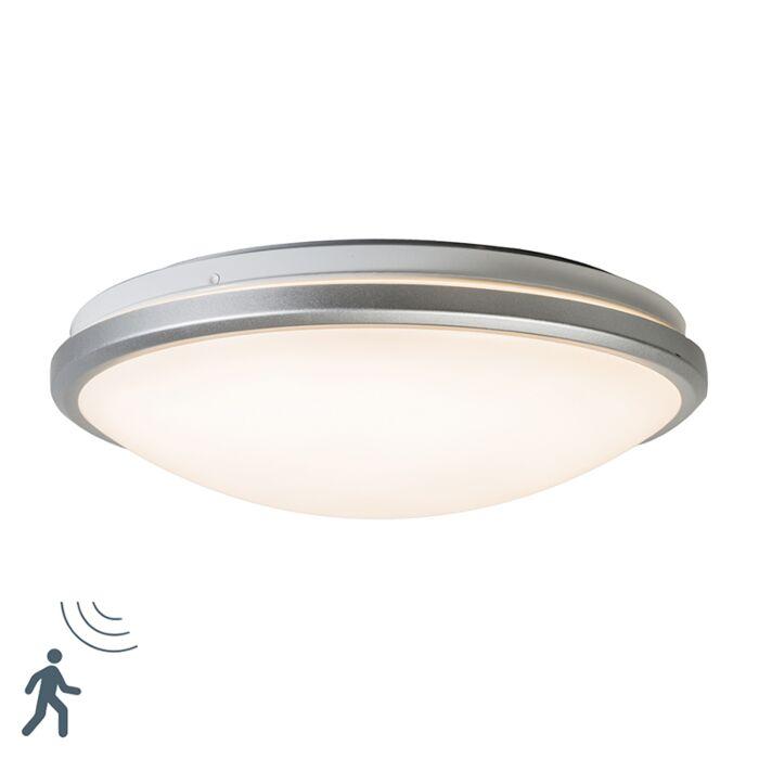 Plafón-gris-claro-LED-movimiento---CAPTUR