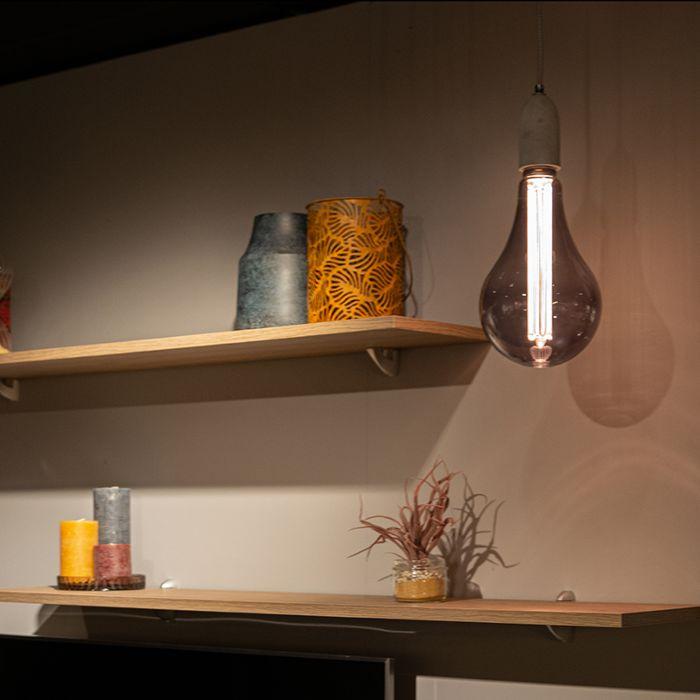 Lámpara-colgante-industrial-de-hormigón---Cava-1