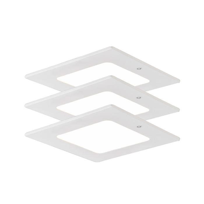 Set-de-3-focos-RADEM-cuadrados-4W