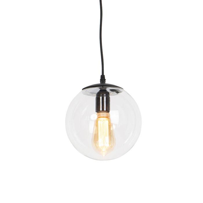 Lámpara-colgante-moderna-transparente-20-cm---Pallon