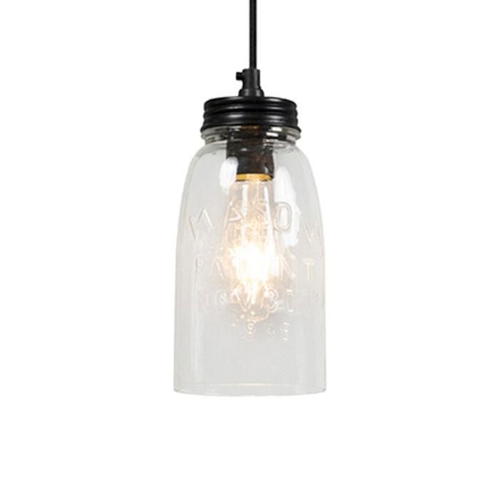 Lámpara-colgante-MASONS-transparente