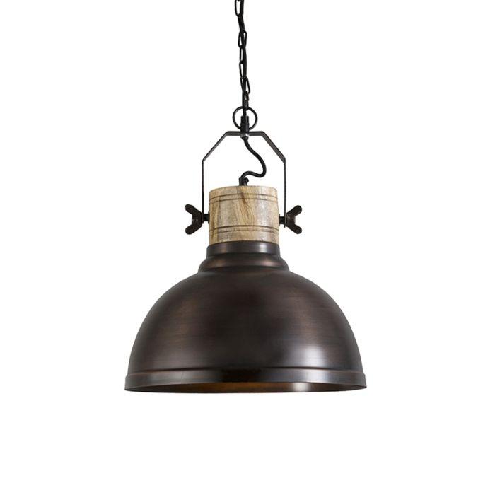 Lámpara-colgante-KATEL-cobre