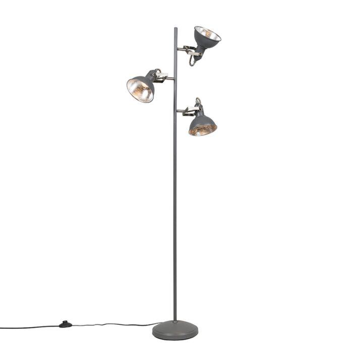 Lámpara-de-pie-TOMMY-3-gris-oscuro